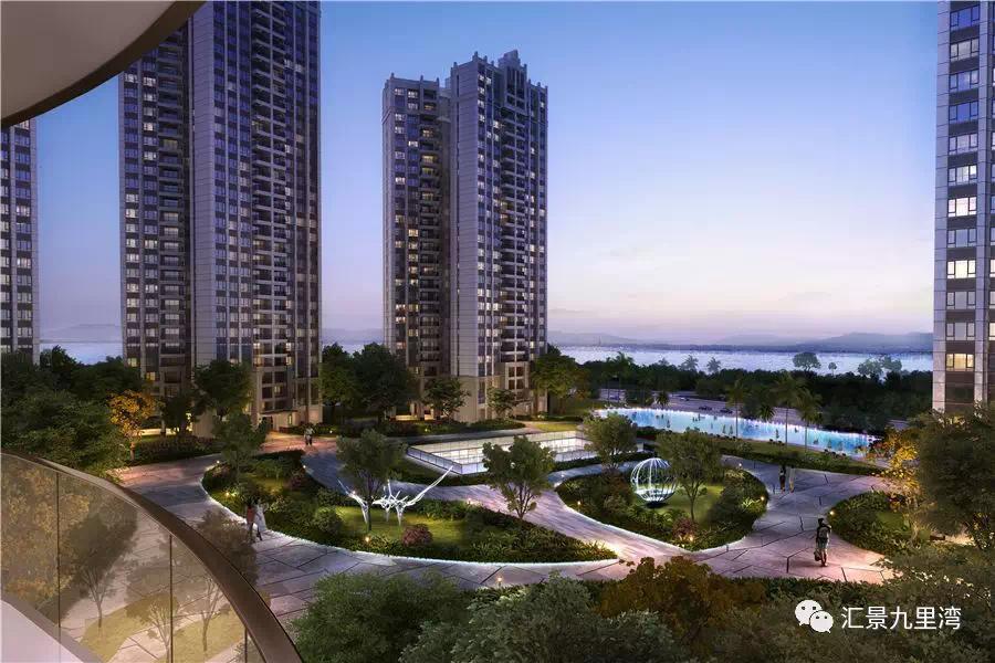 汇景九里湾项目A8-A10栋智能化工程